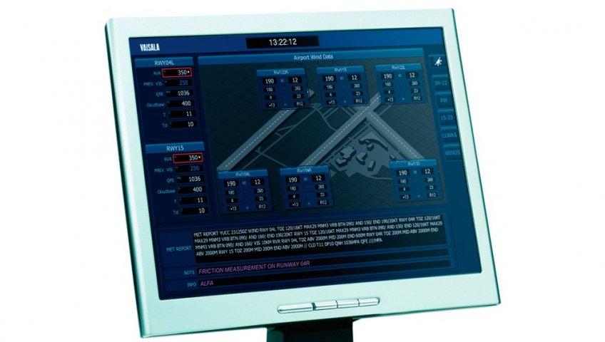 Установка новой автоматизированной системы наблюдения за погодой