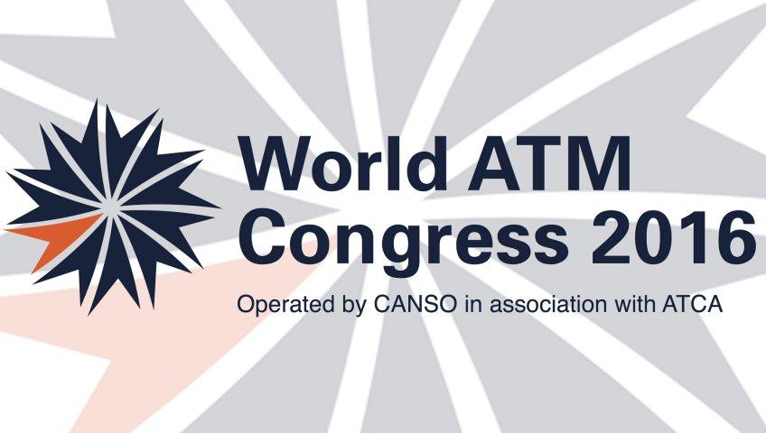 """Всемирный конгресс """"World ATM Congress 2016»"""