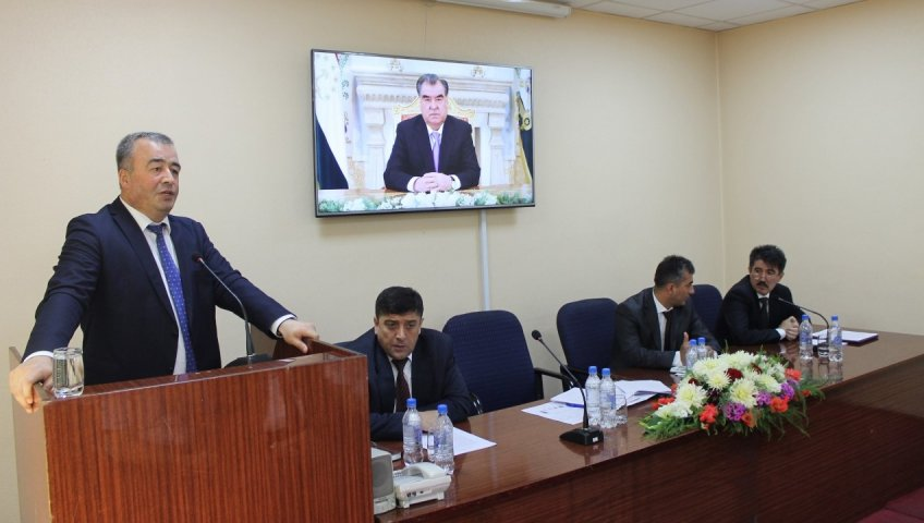 Собрание по результатам хозяйственной деятельности за первое полугодие 2017 года