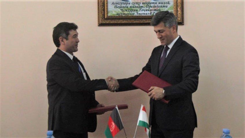 Подписание соглашения о процедурах между  центрами обслуживания воздушного движения